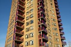 <strong>VvE Panorama</strong>  Hoogste woontoren van Veldhoven. 54 appartementen. De eerste VvE bij ons in het beheer, inmiddels al weersinds 2001.